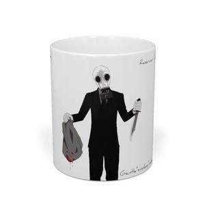 掃除屋さんたちのマグカップ