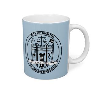 デュアリス市特区社員用マグカップ