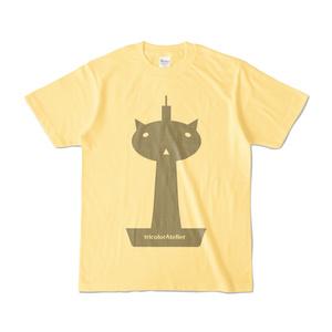 にゃんタワーTシャツ