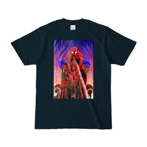スパデプTシャツ