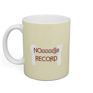 NOooodle RECORDマグカップ 2020冬