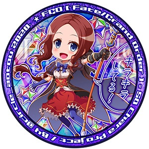 缶バッジ レオナルド・ダ・ヴィンチ FGO Fate/GrandOrder