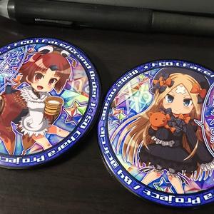 缶バッジ ジャンヌオルタサンタリリィ FGO Fate/GrandOrder