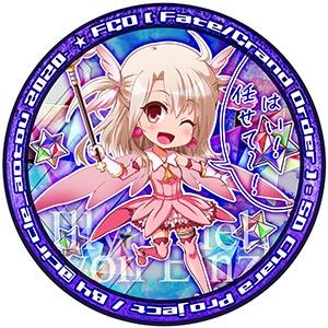 缶バッジ イリヤスフィール・フォン・アインツベルン FGO Fate/GrandOrder