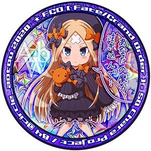 缶バッジ アビゲイル・ウィリアムズ FGO Fate/GrandOrder