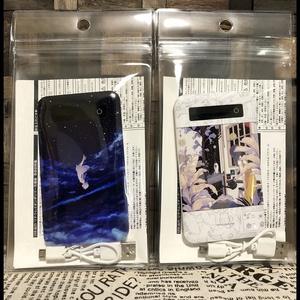 モバイルバッテリー(ポストカード付き)