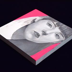 油彩原画 「Lolita」 Original Artwork
