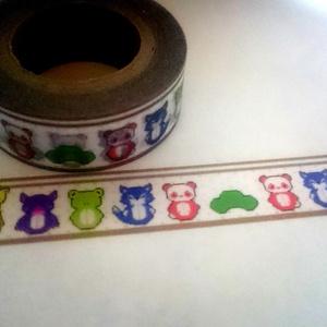 パジャ松柄マスキングテープ