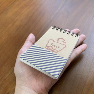 はらペコくまのリングノート