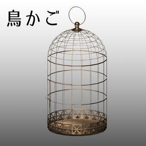 [3Dモデル] 鳥かご  [birdcage]