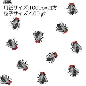 ハエペン(クリップスタジオ用)