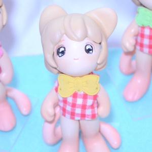 【キーロくん】見上げるネズミ
