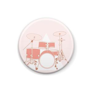 赤ドラム。