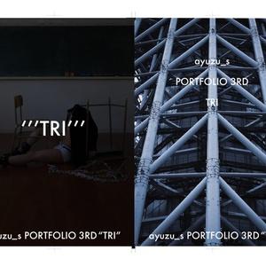 """TRI"" ayuzu_s PORTFOLIO 3RD 2018AW"