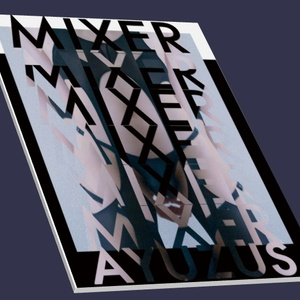 写真集「MIXER」ayuzu_s PORTFOLIO 2017 AW