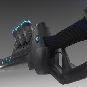 Impact blade