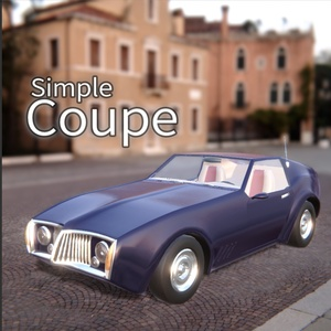 Simple Coupe