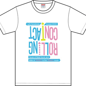 Rolling Contact Tシャツ 2014
