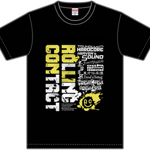 Rolling Contact Tシャツ 2013