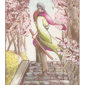 鬼兵隊 季節のポストカード各種