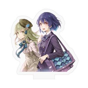 シノアリス/アリス&ピノキオ アクリルフィギュア