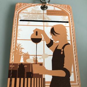 カフェみ屋さんパスケース