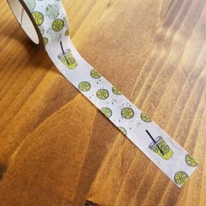 【マスキングテープ】2個セット lemonade