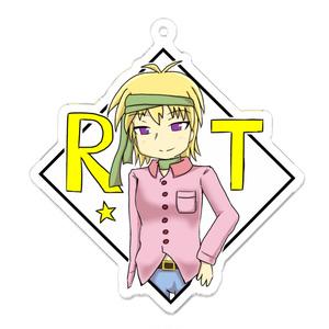 【★】ルディス・アクリルキーホルダー