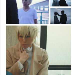 DC/赤井&降谷コスプレ写真集『AFFECTION』