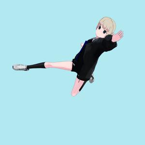 VRC用ポーズセット5 (pose)