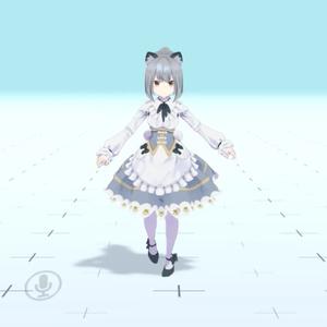 VRC用 ホバーアニメーション(Hover Motion)