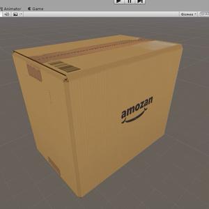 VRC向け スネイク用段ボール(cardboard)