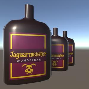 Jaguarmeister Wunderbar