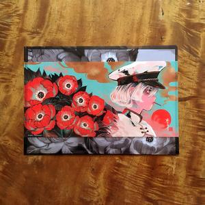 クリアファイル&イラストカード