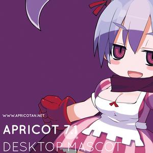 Apricot 7.1 + ゆりりののあ (ダウンロード版)