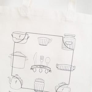 「迷霧の中で」作中小物トートバッグ