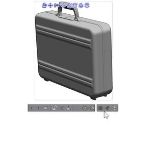 3D ビジネスバッグ(クリスタ1.6.0~専用)