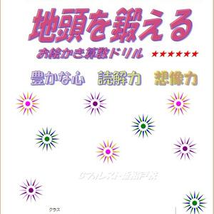 お絵かき算数ドリルS1(小6)