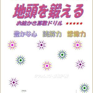 お絵かき算数ドリルS2(小5)