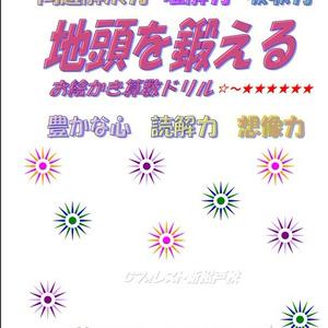 お絵かき算数ドリル 低学年4冊セット(年長・小1・小2・小3)