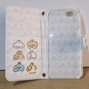 集合iPhoneケース(手帳型/7・8・SE第2世代)