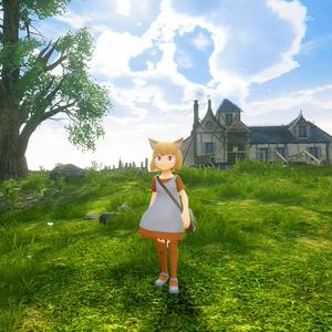 ジラフとアンニカ体験版 Giraffe and Annika trial version ver0.65 (BOOTH Festival デジタルゲーム回期間限定)