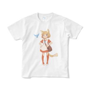 ジラフとアンニカ アンニカTシャツ