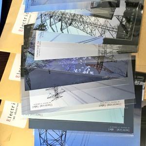 鉄塔ブロマイド2018コンプリートパック