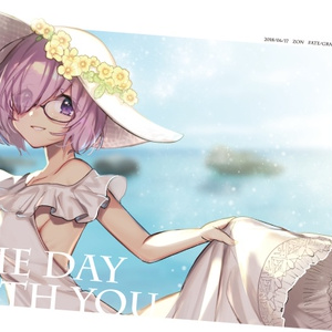 【FGOイラスト本】the day with you