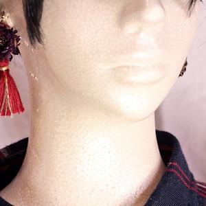 華の耳飾り 大倶利伽羅イメージ