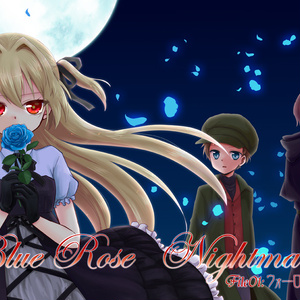 Blue Rose Nightmare