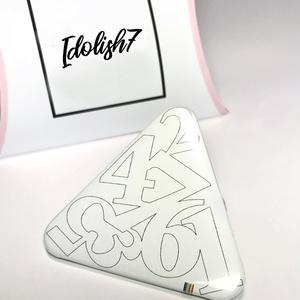 IDOLISH7イメージ三角缶バッジ