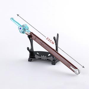 【SAO】刀剣模型 インテリア小物 ランベントライト・エリュシデータ