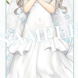 【ドールズフロントライン】スオミ花嫁抱き枕カバー